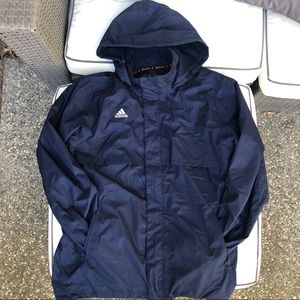 NEW $110 Adidas Stadium Scorch Jacket | Shell